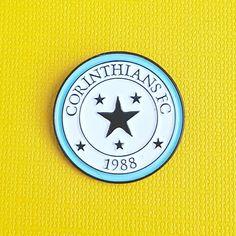 Nice badge for Football Club, soft enamel.