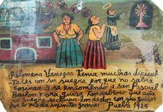 Филомена Венегас была в тяжелых отношениях со своей свекровью, поскольку не умела готовить. Она вверилась Святому Паскуалю Байлону и теперь готовит так вкусно, что даже свекровь облизывает пальчики. За это Филомена благодарит святого.