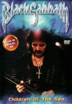 Raridade! O post de hoje é sobre o DVD Children of the Sea do Black Sabbath contendo o show da banda no Monsters or Rock de SP em 1994! Confiram!
