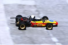 Tecno F2 Cosworth 1600 #T00314 - 1969