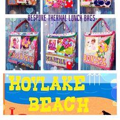 """#handmade #handmadebag www.facebook.com/Hoylakebeach #bespoke #fabulous #lunch"""