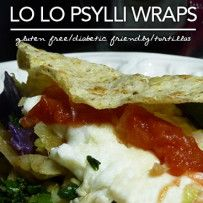 Egg Fast Recipe – Lo Lo Psylli Wraps – Version 4   Induction   Grain Free & Gluten Free Perfect for Egg Fasts (if you aren't a purist-which we are not!