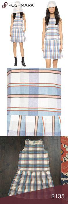 Ace & Jig Party frock Stockholm textile. Size large, fits true to size. EUC. Photo credit ShopBop. Ace & Jig Dresses