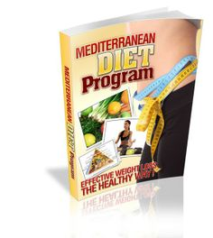 The  Diet Plan the Mediterranean diet is the KEY you need to unlock the healthy and beautiful YOU