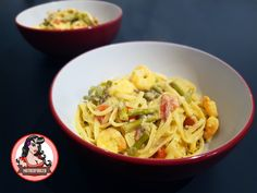 Mojo Prawn Linguine   Mutherfudger #recipe #pasta #cuban