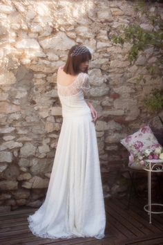 Ethical Bridal Gowns: Elsa Gary 2015 | Fly Away Bride