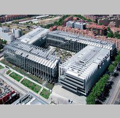 Rafael de La-Hoz, Campus Repsol en Madrid - Arquitectura Viva · Revistas de Arquitectura