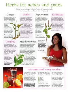 Herbs for aches and pains  http://mydoterra.com/tiffanystonecipher