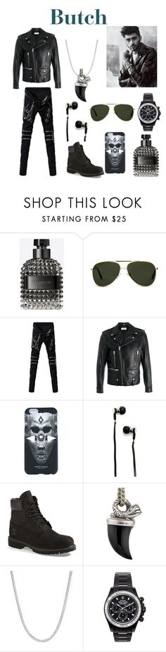 """""""Zayn Malik"""" by harrystyleslove02 ❤ liked on Polyvore featuring Valentino, Oliver Goldsmith, Yves Saint Laurent, County Of Milan, Master & Dynamic, Timberland, Snake Bones, Mad Collections, men's fashion and menswear"""