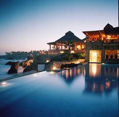 La Esperanza, Cabo San Lucas, #Mexico // World's Best Hotels: Central + South America
