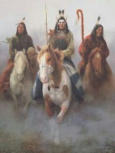 ideas for painting indian artworks native american art Native American Warrior, Native American Beauty, Native American Tribes, American Indian Art, Native American History, American Indians, Native American Paintings, Native American Pictures, Native Indian