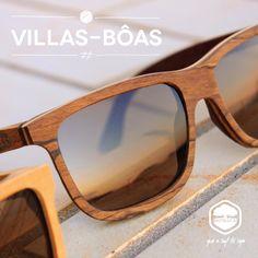 Óculos de madeira, feitas a mão!  oculos  madeira  artesanal  notiluca 54b04a415f