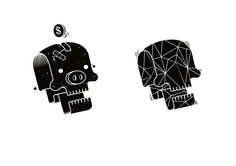 The Skullz Project on Behance