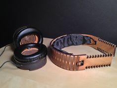 Lasercut Headphones