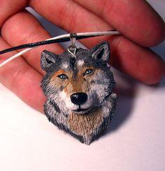 Wolf by RustleZver.deviantart.com on @deviantART