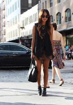 Spotted In FP: Sincerely Jules At NYFW  http://blog.freepeople.com/2012/09/spotted-fp-sincerely-jules-nyfw/