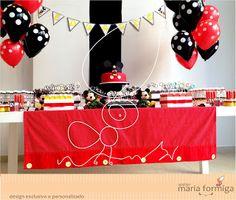 Atelier Maria Formiga: Festa Mickey