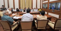 PM's interaction through PRAGATI