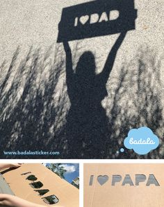 Shadow games for greateful people: Cut out the desired message for a human heart. - Cardboard Box , Shadow games for greateful people: Cut out the desired message for a human heart. Shadow games for greateful people: Cut out the desired message for. Fathers Day Gift Basket, Fathers Day Presents, Fathers Day Crafts, Gifts For Dad, Diy Birthday, Birthday Gifts, Birthday Message, I Love My Dad, Human Heart