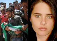 She is young. She is pretty. She is a university graduate and a computer engineer. She is also an Israeli Parliamentarian - and the reason why I am on the brink of burning my Israeli passport. Because behind that wide-eyed innocent face lurks the Angel of Death.