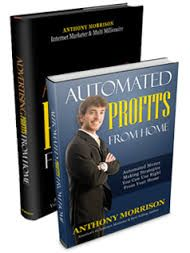 Do you think that is enough time to master affiliate marketing or e-commerce and make plenty of money? He took around eight months to complete the program and come up with the best guide for training yourself. Small steps are necessary for success, and you will be able to do that with Anthony Morrison's books  Anthony Morrison
