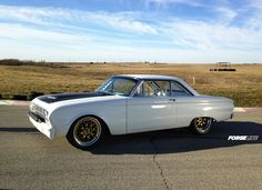 Aaron Kaufman's '63 Ford Falcon :: Gas Monkey Garage
