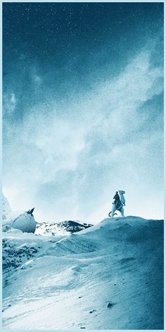 Hoth (My favorite planet!)