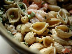 Shrimp Pasta Salad by Ina Garten