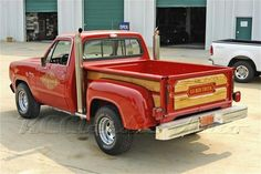 The First Muscle Truck; Dodge's '78 Li'l Red Express - Street Muscle