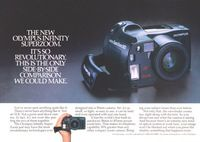 Olympus Infinity Superzoom 1988 Ad Picture