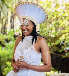 Zulu Traditional Wedding Dresses, Zulu Traditional Attire, African Traditional Wedding, African Traditional Dresses, African Fashion Designers, African Fashion Dresses, African Attire, African Wear, Zulu Wedding