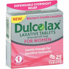 Target: Dulcolax Products Only $0.69!