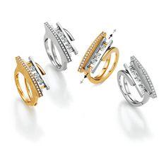 Bretterbauer Jewelry Cufflinks, Gemstone Rings, Diamonds, Wedding Rings, Engagement Rings, Gemstones, Accessories, Jewelry, Schmuck