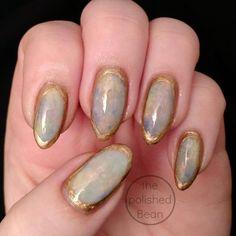 Opal nail tutorial