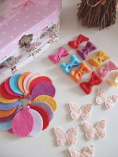 cupcake süsleri hazırlık aşaması... by cicişeylerdükkanı, via Flickr