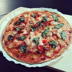 Masa de pizza (Jamie Oliver) para #Mycook http://www.mycook.es/receta/masa-de-pizza-jamie-oliver/