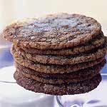 Whole Wheat - Alaska Molasses Cookies Recipe   MyRecipes.com