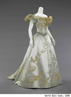 The History of Women's Fashions on Display at the Met
