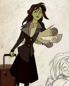 WICKED--I love this--
