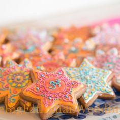 Diwali Spiced Gingerbread Cookies
