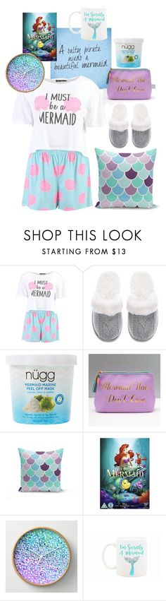"""""""Untitled #245"""" by kcollinshm ❤ liked on Polyvore featuring Boohoo, Victoria's Secret and Disney"""
