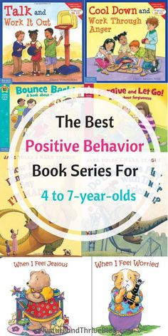 10 Awesome Book Series For 4 to Change your child's behavior with books! The best Positive Behavior Book Series for 4 to Great resources for parents from Ashley Soderlund Ph. via /nthrive/ Kids Behavior, 4 Year Old Behavior, Behavior Plans, Behavior Charts, Kids Reading, Reading Books, Close Reading, Guided Reading, Preschool Books