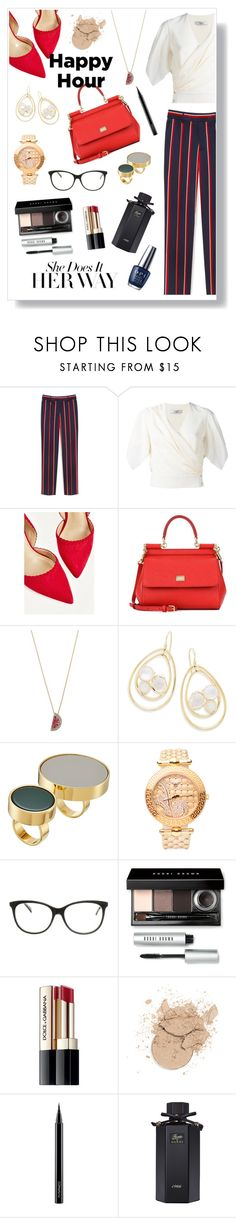 """It's just us Girls!"" by ravenclaw-phoenix on Polyvore featuring Mulberry, Lanvin, Dolce&Gabbana, Betsey Johnson, Ippolita, Marni, Versace, Just Cavalli, Bobbi Brown Cosmetics and MAC Cosmetics"