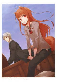 spice and wolf, horo / holo, lawrence kraft