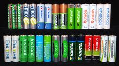 """2010 AA Low Self Discharge Battery Review - """"The big one"""" - Olympus UK E-System User Group"""