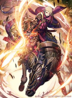 Últimas subidas - Siegbert - Artworks e imágenes - Galería Fire Emblem Wars Of Dragons