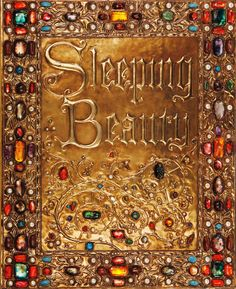 Sleeping Beauty Book | Libro de La Bella Durmiente | @dgiiirls