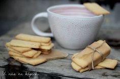Máslové sušenky (U nás na kopečku)