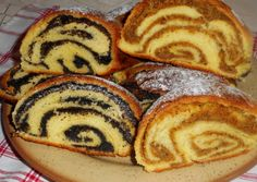 Érdekel a receptje? Hungarian Desserts, Hungarian Recipes, Russian Recipes, Strudel, Sweets Recipes, Cooking Recipes, Pastry Cake, Sweet And Salty, Christmas Baking