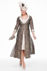 Image result for mother of the bride dress and coat